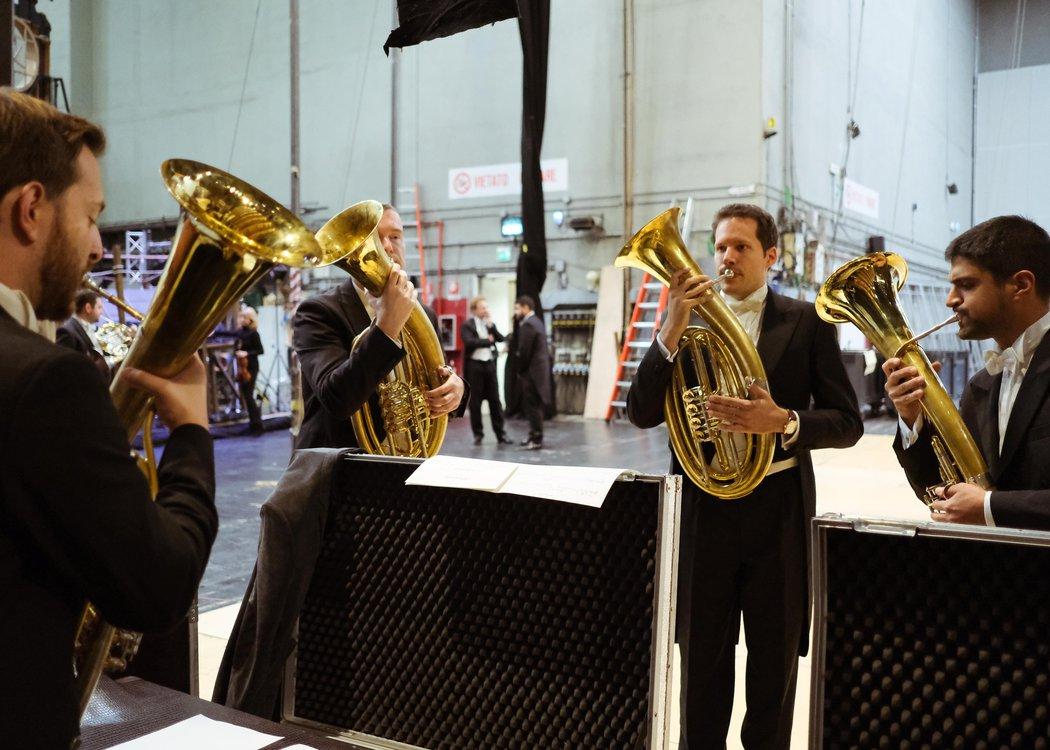 Photo © Geoffroy Schied / Lucerne Festival