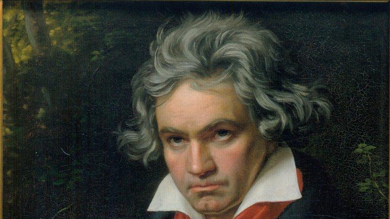Anton Bruckner, painting by Hermann von Kaulbach