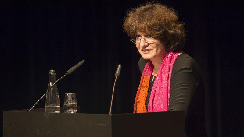 Lecture Susanne Stähr
