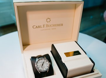 Carl F. Bucherer watch - © Fadi Kheir