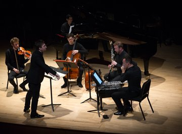 Ligeti Forward  NY Phil Biennial 2016