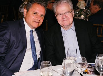 Michael Haefliger and Emanuel Ax - © Fadi Kheir
