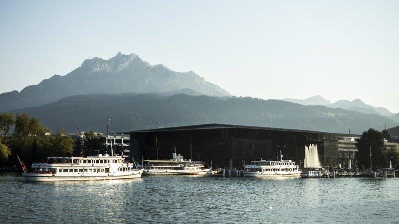 © Patrick Hürlimann/Lucerne Festival