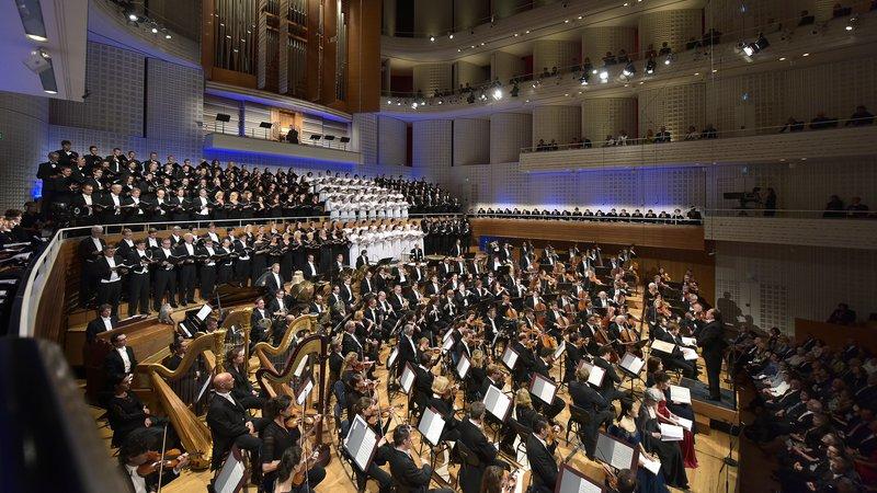 LUCERNE FESTIVAL ORCHESTRA | Andris Nelsons © Priska Ketterer/LUCERNE FESTIVAL