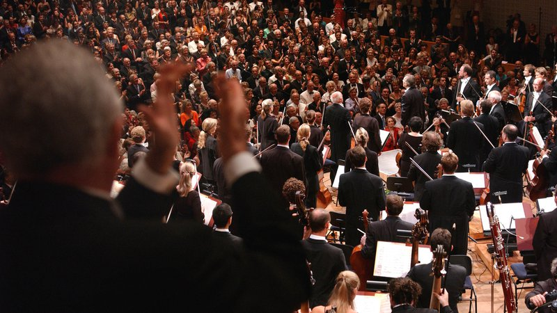 Claudio Abbado, LUCERNE FESTIVAL ORCHESTRA, 2011