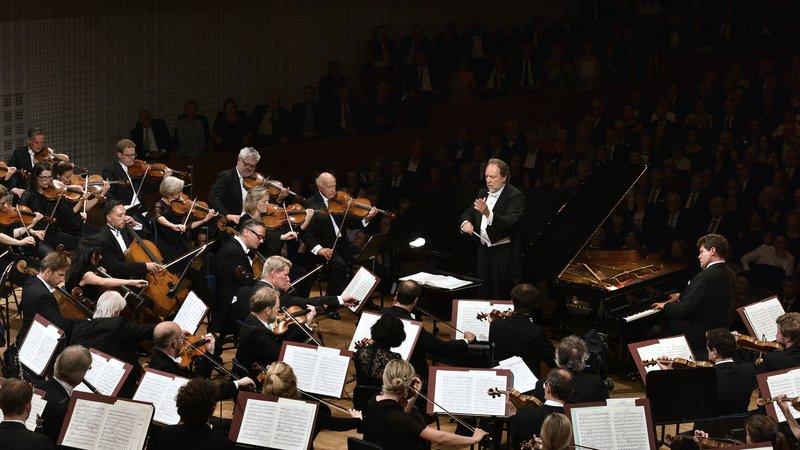 LUCERNE FESTIVAL ORCHESTRA | Riccardo Chailly © Peter Fischli/Lucerne Festival