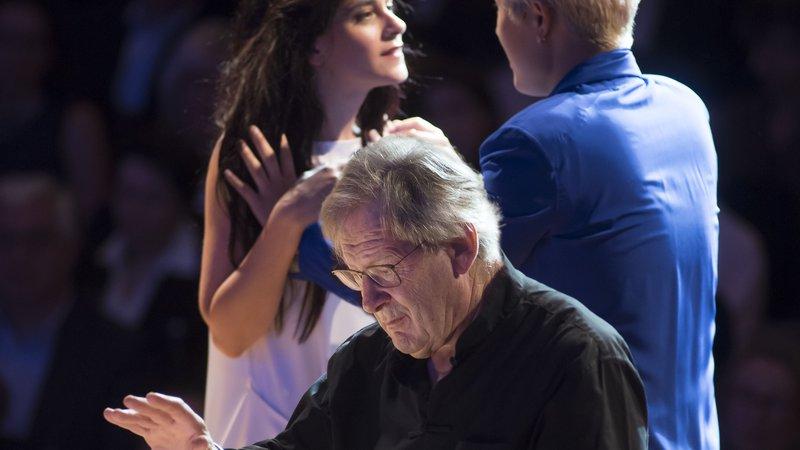 Monteverdis L'incoronazione di Poppea mit Sir John Eliot Gardiner © Priska Ketterer/LUCERNE FESTIVAL