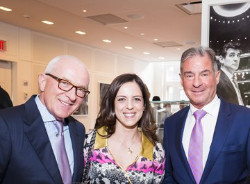 Mr. Albert Behler, Chairman, CEO and President of the Paramount Group | Mrs. Valentina Rota, Executive Director Foundation Friends of LUCERNE FESTIVAL | Mr. Sacha Wigdorovitz, Journalist and Entrepreneur | Dr. jur. Hubert Achermann, Chairman of the Board