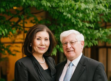 Steven and Keiko Kaplan