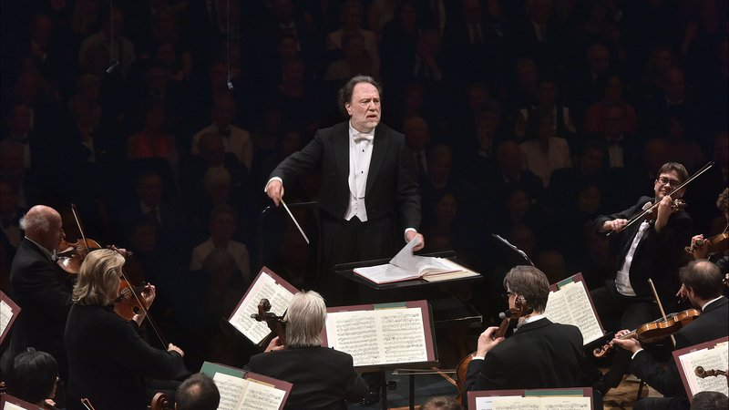 Riccardo Chailly, LUCERNE FESTIVAL ORCHESTRA © Peter Fischli/LUCERNE FESTIVAL