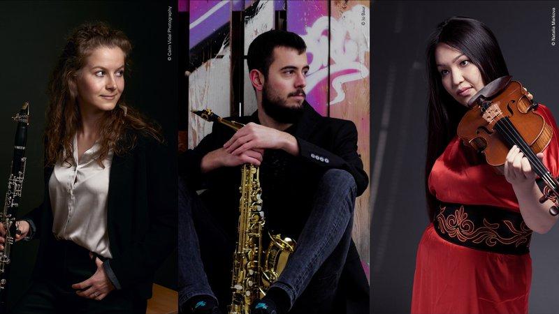 Daniela Braun | Luis Homedes López | Anastasiia Subrakova