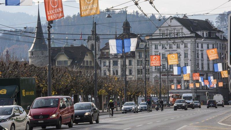 Flags, Lucerne © Priska Ketterer /LUCERNE FESTIVAL