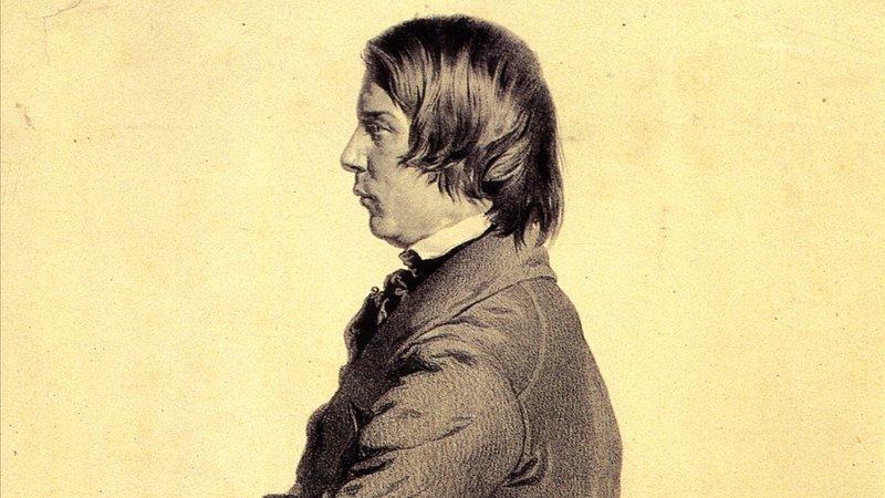 Robert Schumann 1847 © Schumann Haus Zwickau