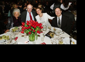 Carol Paumgarten, Paul Volcker (former Chairman of the Federal Reserve and former Chairman of the President's Economic Recovery Advisory Board), Anne Keller Dubach, Robert Raucci