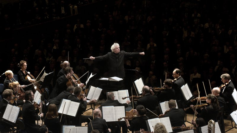 London Symphony Orchestra | Sir Simon Rattle © Peter Fischli/LUCERNE FESTIVAL