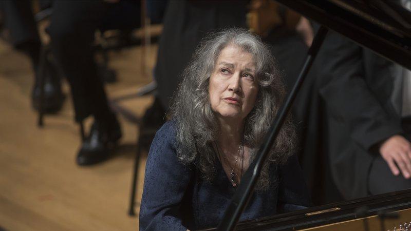 Martha Argerich © Priska Ketterer/LUCERNE FESTIVAL